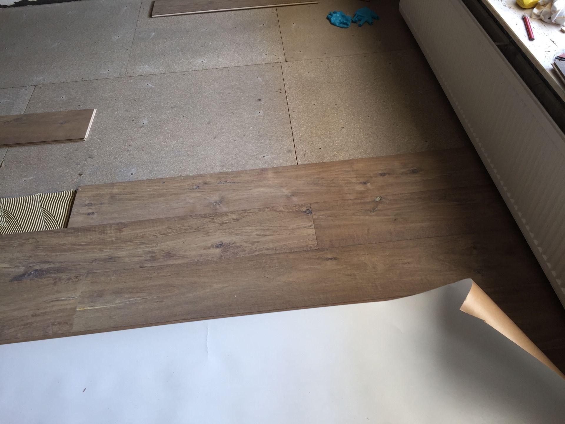 visser parket rijssen montage raftwood amazone volverlijmd 2e helft kamer